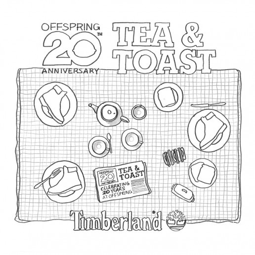 Offspring Tea&Toast.