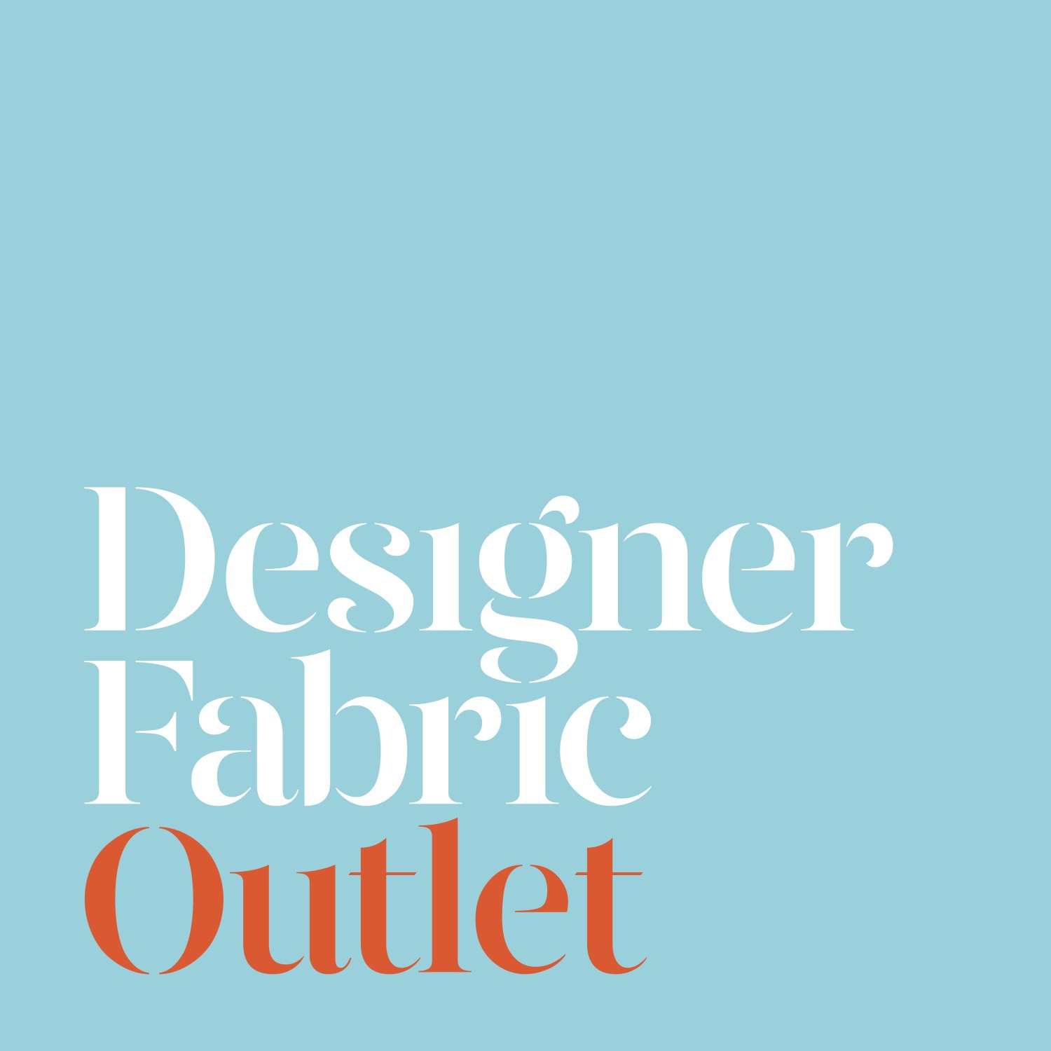 Designer Fabric Outlet.