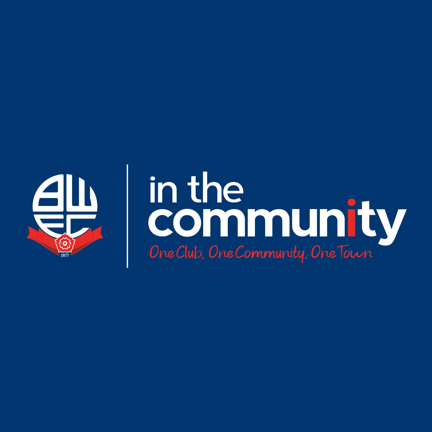 Bolton Wanderers in the Community.